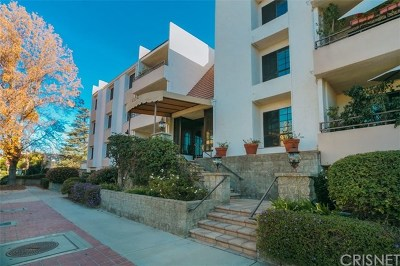 Studio City Condo/Townhouse Active Under Contract: 4324 Troost Avenue #105