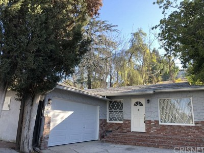 Woodland Hills Single Family Home For Sale: 22154 Avenue San Luis