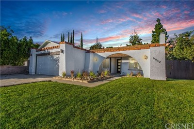 Agoura Hills Single Family Home For Sale: 5842 Dovetail Drive
