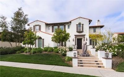 Brentwood, Calabasas, West Hills, Woodland Hills Single Family Home For Sale: 25451 Prado De Azul