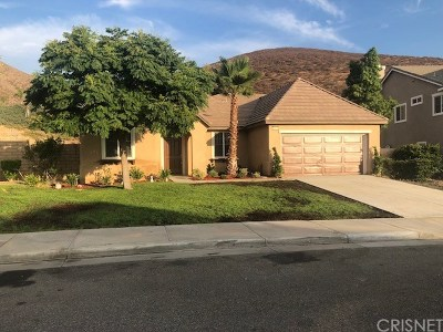 Menifee Single Family Home For Sale: 28646 Woodchester Way
