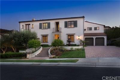 Brentwood, Calabasas, West Hills, Woodland Hills Single Family Home For Sale: 25344 Prado De Las Fresas