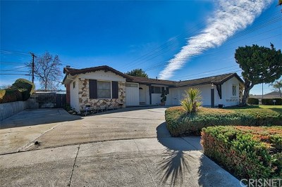 West Hills Single Family Home For Sale: 8304 Natalie Lane