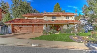 Westlake Village Single Family Home For Sale: 1616 Valecroft Avenue