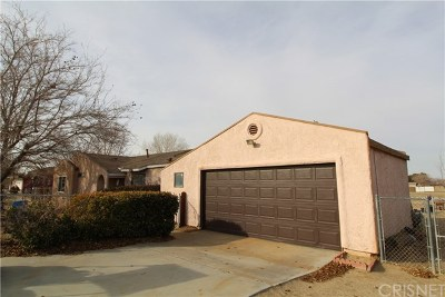 Lake Los Angeles Single Family Home For Sale: 17761 Newmont Avenue