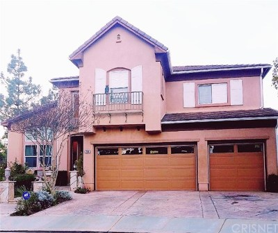 Simi Valley Single Family Home For Sale: 285 Mill Court