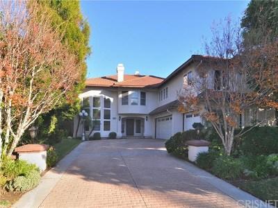 Porter Ranch Single Family Home For Sale: 18675 Hillsboro Road