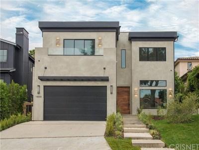 Sherman Oaks Single Family Home For Sale: 14840 Sutton Street