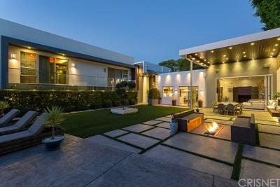 Encino Single Family Home For Sale: 4757 White Oak Avenue