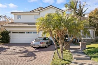 Northridge Single Family Home For Sale: 10429 Amberwood Lane