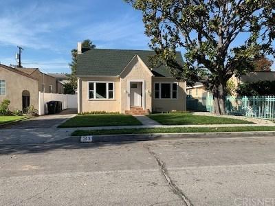 Rental For Rent: 263 W Santa Anita Avenue