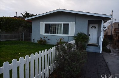 Morro Bay Single Family Home For Sale: 2161 Sunset Avenue