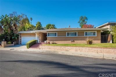 Sherman Oaks Single Family Home For Sale: 16137 Meadowcrest Road