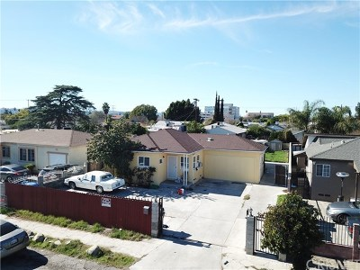 North Hollywood Single Family Home For Sale: 6431 Radford Avenue