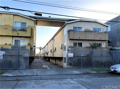 North Hills Condo/Townhouse For Sale: 8760 Burnet Avenue #10