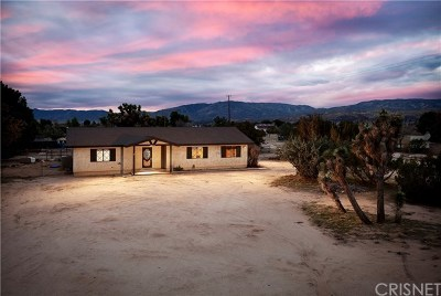 Lancaster, Palmdale, Quartz Hill Single Family Home For Sale: 2358 W Avenue N