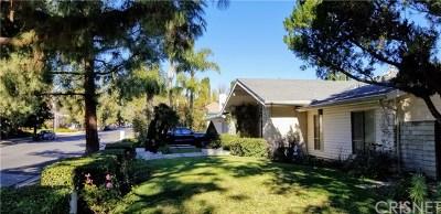 Northridge Single Family Home Active Under Contract: 10720 Melvin Avenue
