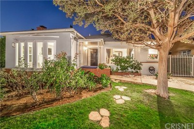 Sherman Oaks Single Family Home For Sale: 14536 Otsego Street