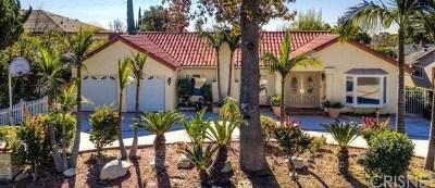 Altadena Single Family Home Active Under Contract: 1844 E Mendocino Street