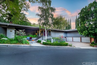 Brentwood, Calabasas, West Hills, Woodland Hills Single Family Home For Sale: 4965 Queen Florence Lane