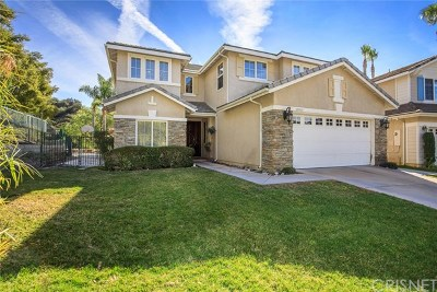Single Family Home For Sale: 25902 Bryant Place