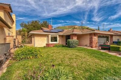 Agoura Hills Single Family Home For Sale: 27807 Via Amistosa
