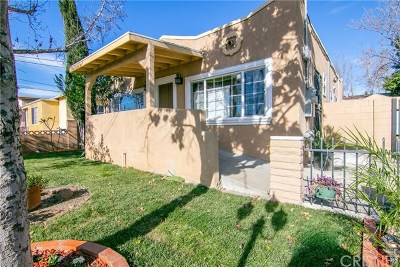 San Fernando Single Family Home For Sale: 623 Hollister Street