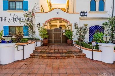 Sherman Oaks Condo/Townhouse For Sale: 13308 Valleyheart Drive #301