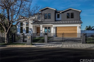 Single Family Home For Sale: 18041 Green Meadow Drive