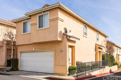 Sylmar Condo/Townhouse For Sale: 15232 Foothill Boulevard #111
