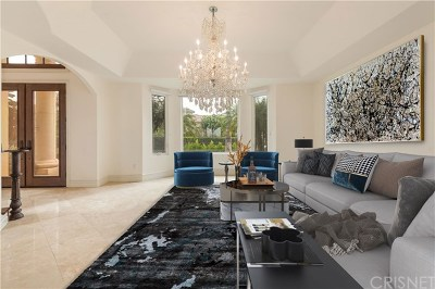 Brentwood, Calabasas, West Hills, Woodland Hills Single Family Home For Sale: 4921 Azucena Road
