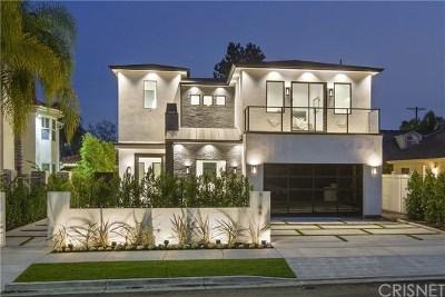 Single Family Home For Sale: 5164 Gloria Avenue