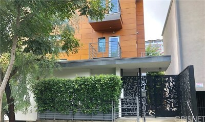 West Hollywood Condo/Townhouse For Sale: 1137 Hacienda Place #103