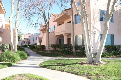 Newhall Condo/Townhouse For Sale: 24465 Valle Del Oro #202