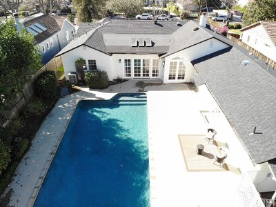 Brentwood, Calabasas, West Hills, Woodland Hills Single Family Home For Sale: 5818 Oakdale Avenue