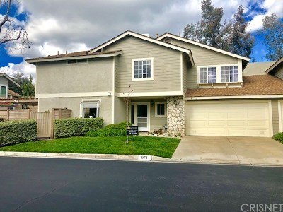 San Dimas Condo/Townhouse For Sale: 971 Alleghany Circle