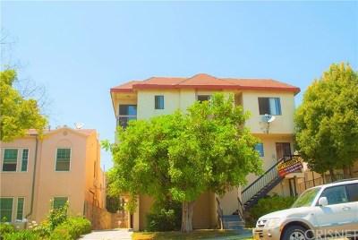 Burbank CA Multi Family Home For Sale: $4,250,000