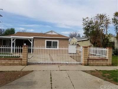 Reseda Single Family Home For Sale: 7801 Hesperia Avenue
