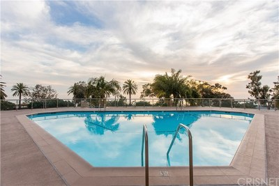Santa Monica Condo/Townhouse For Sale: 201 Ocean Avenue #804B