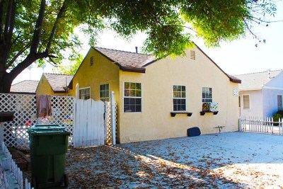 Van Nuys Multi Family Home For Sale: 14152 Friar Street