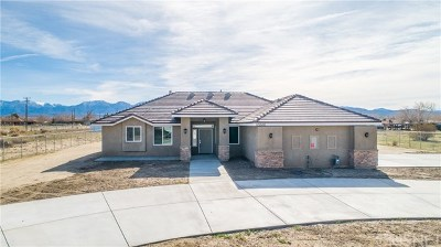 Littlerock Single Family Home Active Under Contract: 10646 E Ave R10