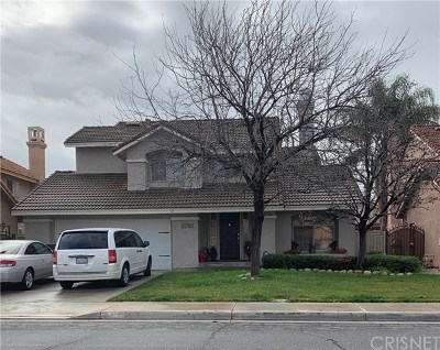 Moreno Valley Single Family Home For Sale: 25795 Via Quinto Street
