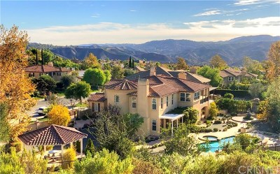 Brentwood, Calabasas, West Hills, Woodland Hills Single Family Home For Sale: 26962 Alsace Drive