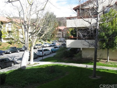 Canyon Country Condo/Townhouse Active Under Contract: 18197 Sundowner Way #809