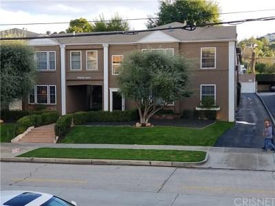 Sherman Oaks Condo/Townhouse For Sale: 15040 Dickens Street