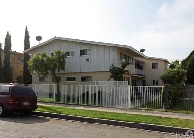 Northridge Multi Family Home For Sale: 18042 Schoenborn Street