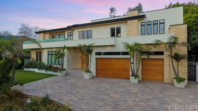 Single Family Home For Sale: 16720 Bajio Road