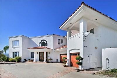 Brentwood, Calabasas, West Hills, Woodland Hills Single Family Home For Sale: 21610 Medina Estates Drive