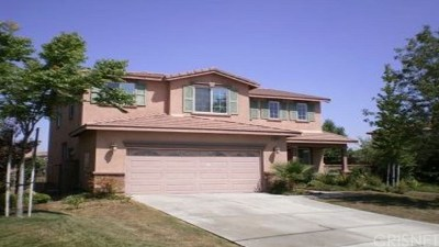 Menifee CA Single Family Home For Auction: $320,000
