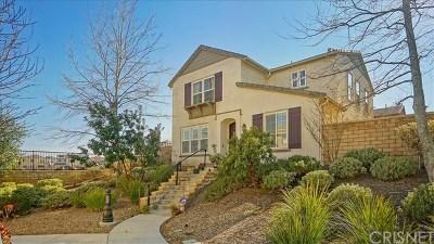 Valencia Single Family Home For Sale: 28470 Camino Del Arte Drive